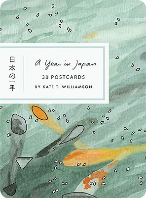 A Year in Japan By Williamson, Kate T.